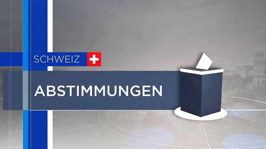 Dossier: Abstimmungssonntag, 27. September 2020