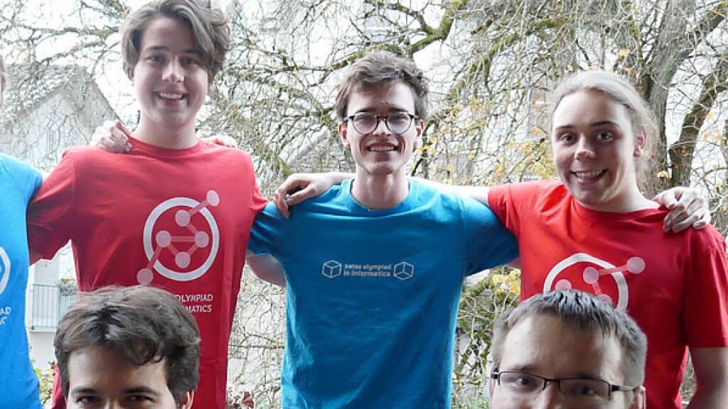 Gold für Schweizer Jung-Informatiker in internationalem Wettbewerb