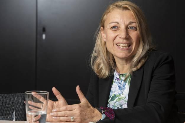 Yvonne Feri fordert: Bei Asylunterkünften wieder auf Feld 1 zurück.