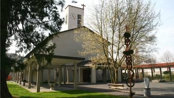 Auch Vakanzen in Aarau (das Bild zeigt die Kirche Peter und Paul) und Buchs haben zum ausserordentlich guten Rechnungsergebnis geführt.