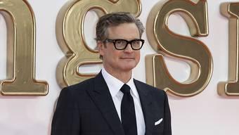 Der britische Schauspieler Colin Firth hat nun auch die italienische Staatsbürgerschaft. (Archivbild)