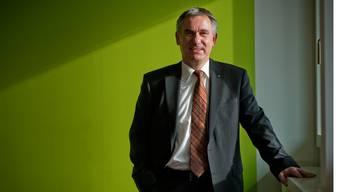 Alex Hürzeler wurde 2009 als Vertreter der SVP in die Regierung gewählt. Er steht dem Departement für Bildung, Kultur und Sport vor.