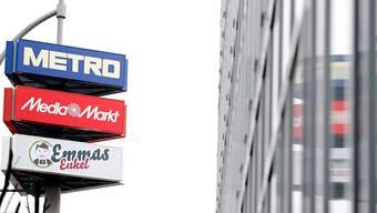 Mit Media Markt ist die Metro Group auch in der Schweiz präsent. Der Elektronikverkäufer wird nun dem selbstständigen Unternehmen Ceconomy zugeteilt.