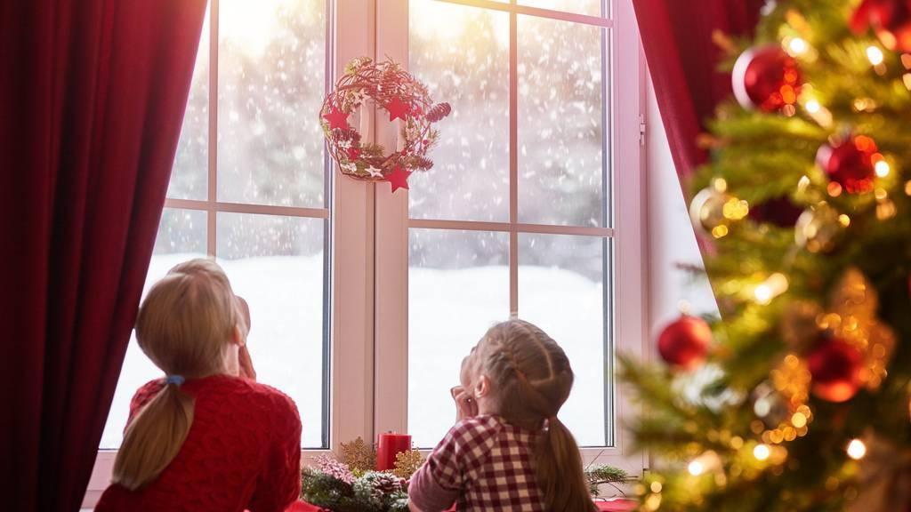 Auch dieses Jahr warten wir an Weihnachten vergebens auf Flocken