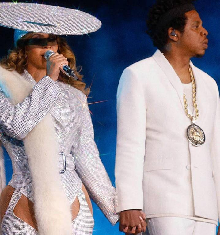 Beyonce und Jay-Z (© Instagram/Jay Z)