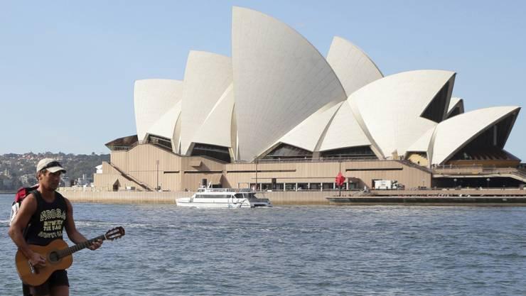 Die spektakuläre Oper von Sydney will Besuchern Übernachtungen anbieten. (Archivbild)