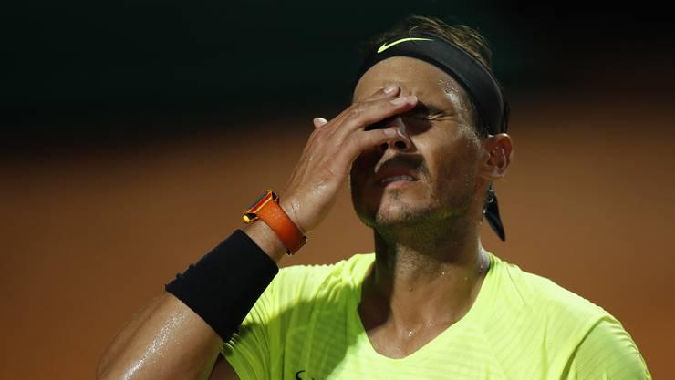 Rafael Nadal kritisiert die Bälle in Paris.