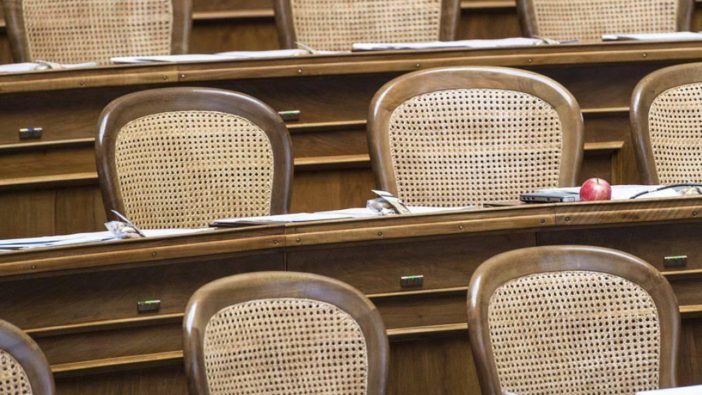 Über 3800 Frauen und Männer buhlen um einen der 200 begehrten Nationalratssitze. (Archiv)