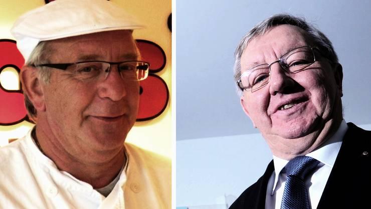 CONTRA: Beat Jaisli, Bäckermeisterverband: «Wir könnten die Erhöhung nicht selber tragen und müssten sie unseren Kunden überwälzen.»
