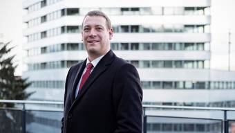 Auf Konfrontationskurs: Der Baselbieter BDP-Präsident Marc Bürgi