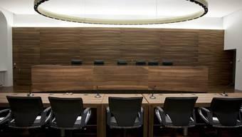 Blick ins Zürcher Obergericht (Symbolbild)