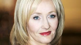 Harry-Potter-Autorin Joanne K. Rowling (Archiv)