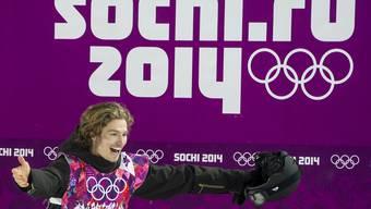 Der Halfpipe-Wettkampf: Iouri Podladtchikov holt Gold in der Halfpipe