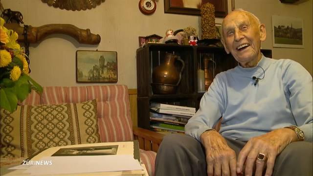 100-jährig und immer noch komplett selbständig