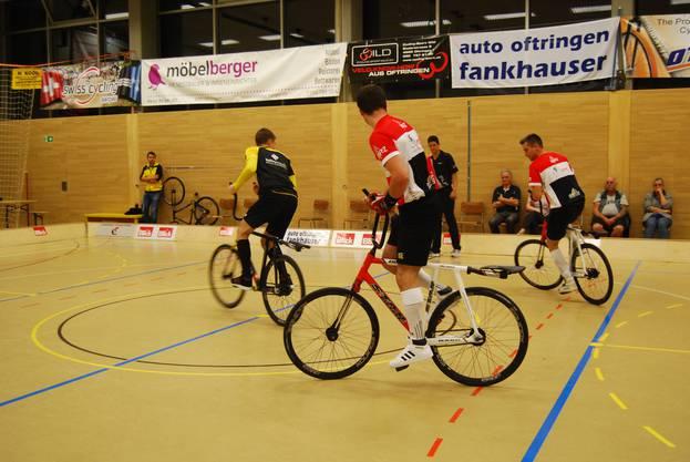 NLA-Halbfinalspiel gegen Altdorf