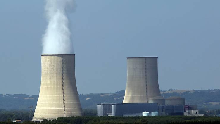 Forscher haben ein Netzwerk gebildet, um Wissen über den Abbau von stillgelegten Atomkraftwerken auszutauschen. Im Bild ein Kraftwerk in Frankreich, das besonders viel Atomenergie bezieht. (Symbolbild)