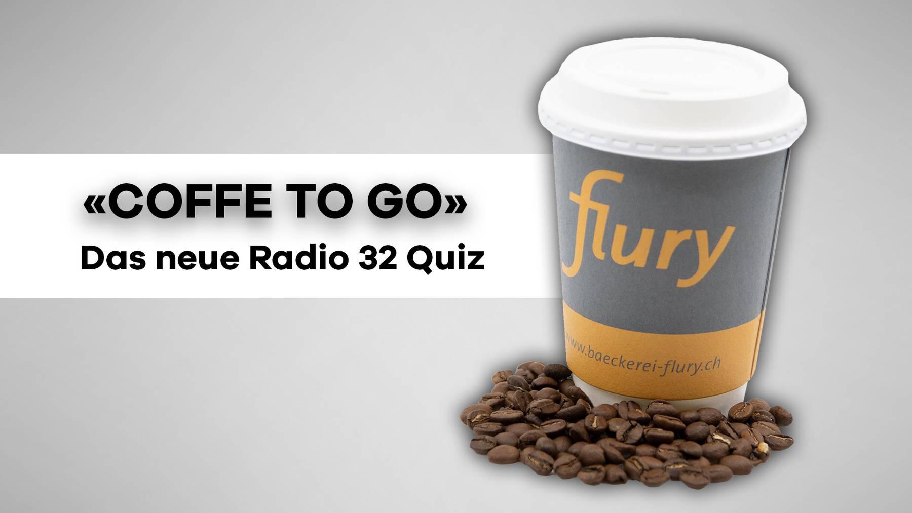 Titelbild Radio 32 «Coffee To Go»