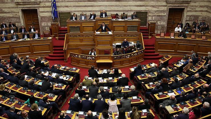 Das griechische Parlament hat sich am Dienstagabend optimistisch für die weitere Entwicklung der Volkswirtschaft des Landes gezeigt.