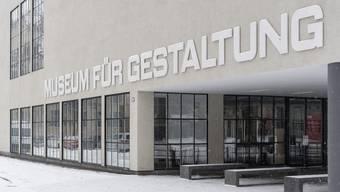 Das Museum für Gestaltung geht leer aus. (Archiv)