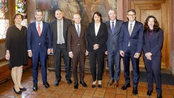 Bz-Chefredaktor Patrick Marcolli: «Für Regierungspräsidentin Elisabeth Ackermann ist der Bericht der Kommission ein politisches Desaster.»