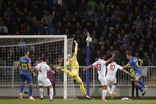 Das zwischenzeitliche 1:1 bringt den Kosovo nicht aus der Ruhe.