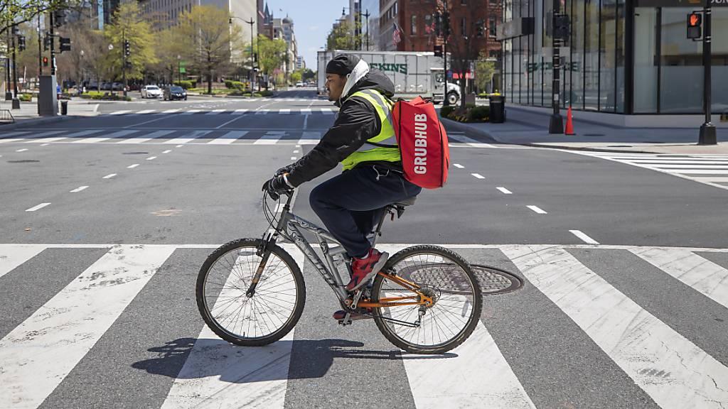 Angebliches Uber-Interesse lässt Grubhub-Aktien steil steigen