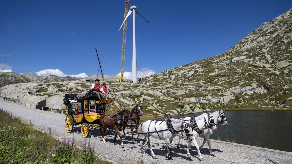 Bundesrat will, dass mehr sauberer Strom in der Schweiz produziert wird