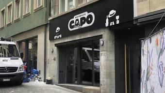 Der Capo an der Grünpfahlgasse eröffnet am Samstag.