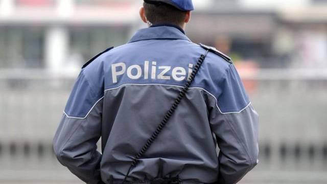 Ein Zürcher Stadtpolizist (Symbolbild)