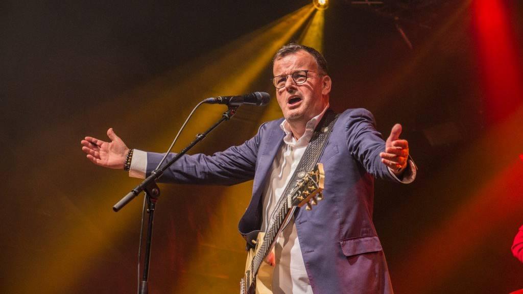 Der Bluesmusiker, Philip Frankhauser, wird am «Wildhaus-Unplugged»-Festival auftreten.