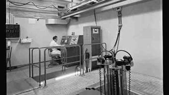 Der älteste Atomreaktor der Schweiz befindet sich im Keller des Departements für Physik der Universität Basel.