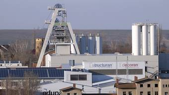 In der Grube Teutschenthal arbeiten nach Unternehmensangaben 100 Menschen.