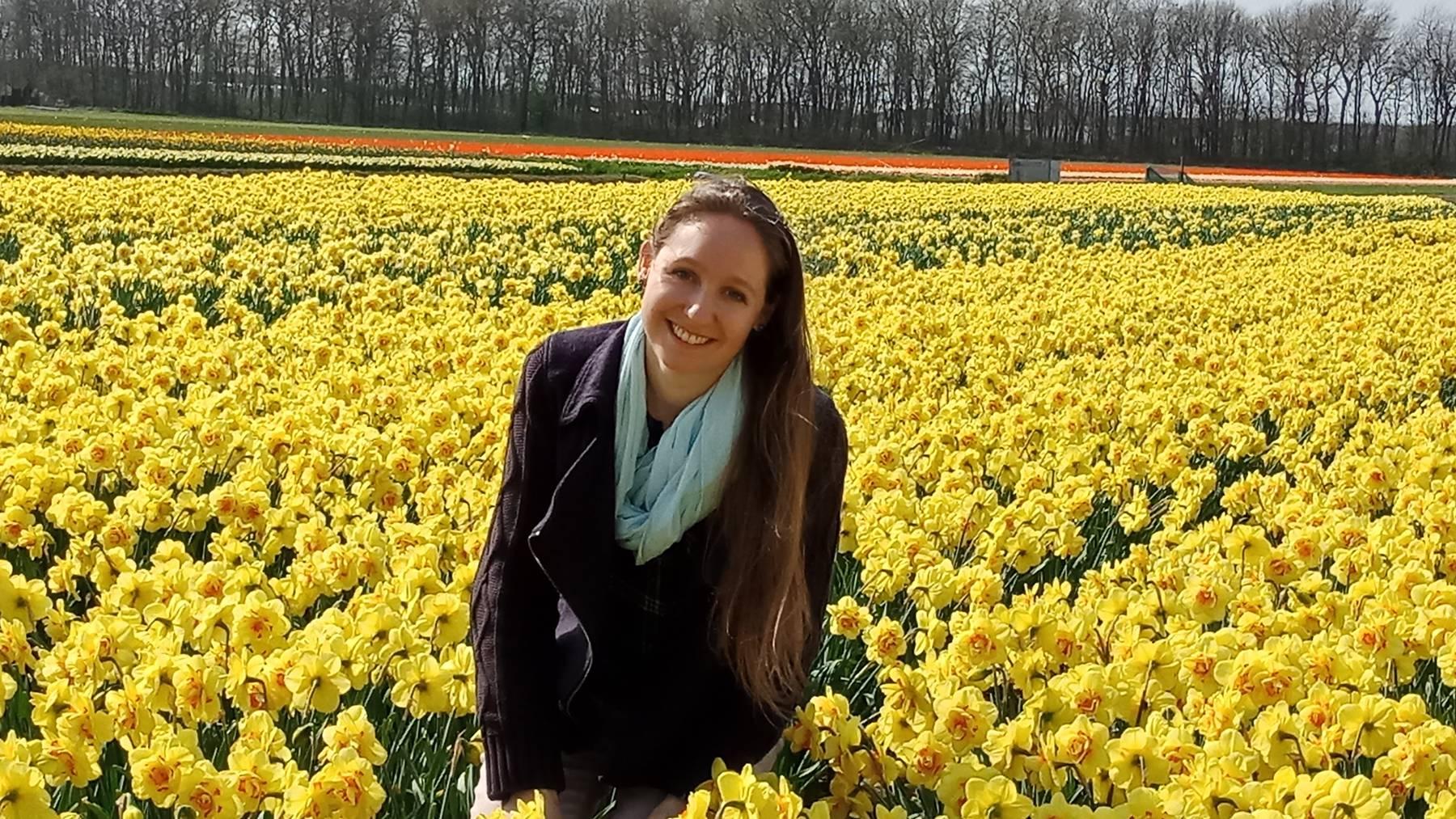 Wer kennt Alexandra aus Deutschland?