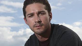 Hollywoods Jung-Star Shia LaBeouf (Archiv)