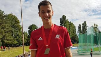 Joel Flury, SM U20 / U23 2017 Lausanne