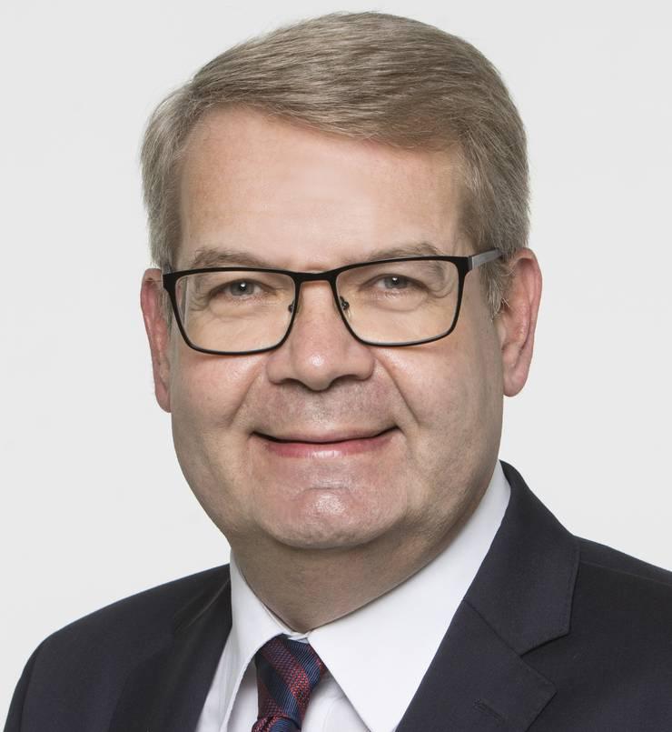 Matthias Bähler, Finanzverwalter