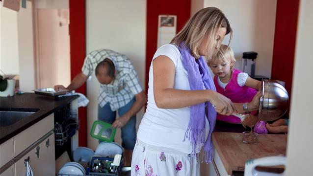 SP-Grossrätin Viviane Hösli argumentiert, dass die SVP-Familieninitiative nur eine Steuererleichterung für einkommensstarke Familien bringe.