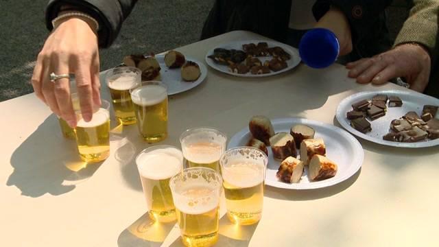 Zürich vs. Glarus im Sechseläuten-Blindtest