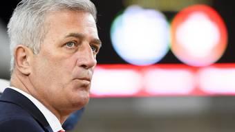 Vladimir Petkovic konnte gegen Griechenland einiges ausprobieren