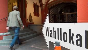 Am 20. Oktober werden die Aargauer Stimmberechtigten gleich für drei Wahlen an die Urne gerufen.