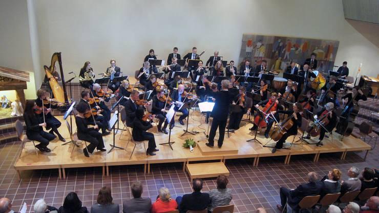«Wien bleibt Wien» hiess das diesjährige Motto des CMU Neujahrskonzertes mit dem Dirigenten Pascal Druey