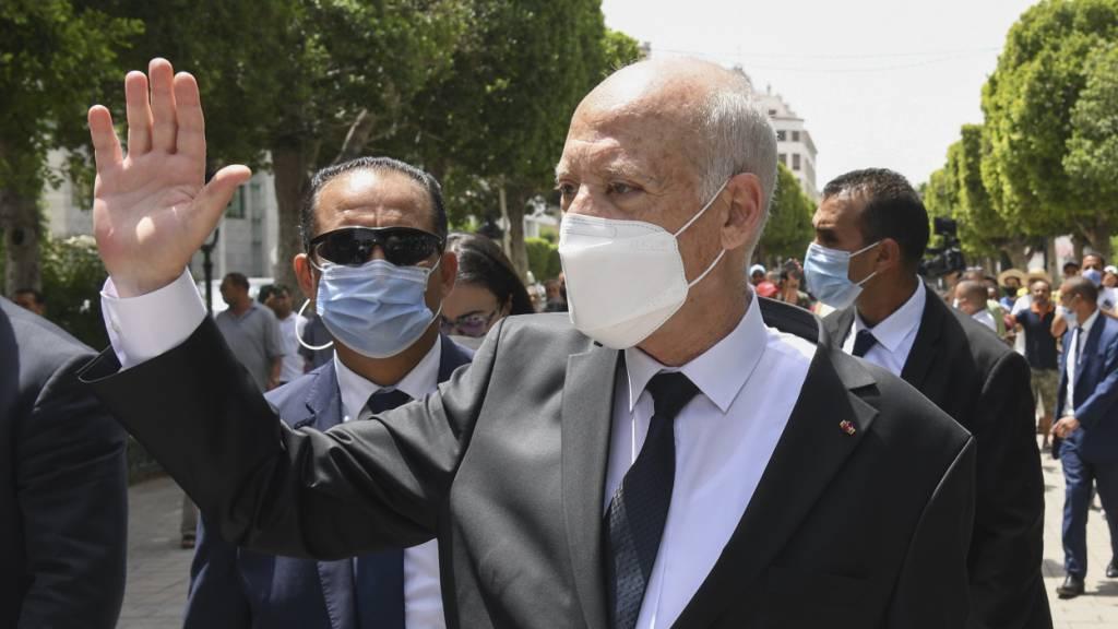 Tunesiens Präsident fürchtet Attentat auf eigene Person