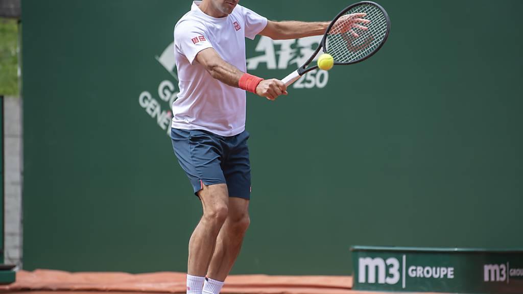 Roger Federer – aber nicht nur