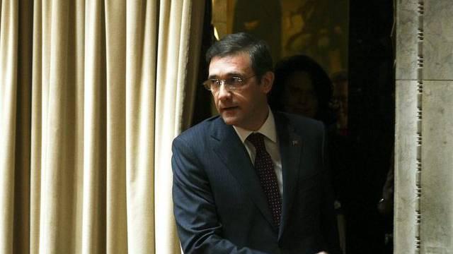 Portugals Regierungschef Pedro Passos Coelho