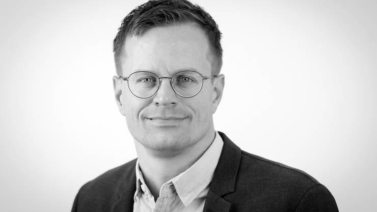 Christian Brägger, Sportredaktor.