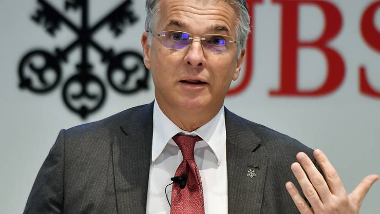 Vermisst Rückhalt im Bundesrat: UBS-CEO Sergio Ermotti. (Archivbild)