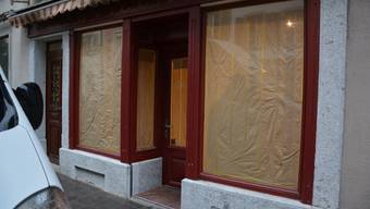 Noch sind die Fenster des «Sevilla» blickdicht verklebt.