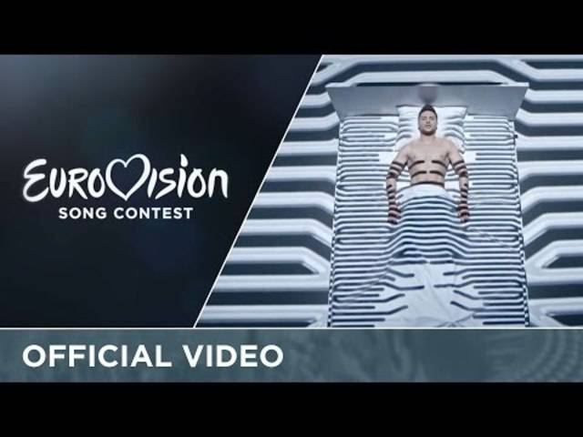 Sergey Lazarev mit «You Are The Only One»