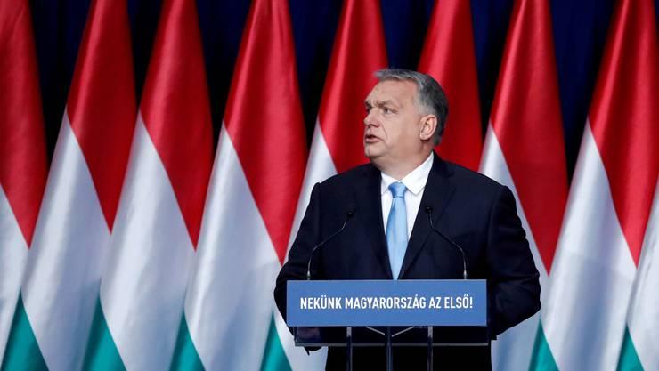 Selbsternannter Retter des christlichen Europas: Viktor Orbán. B. Szabo/Reuters