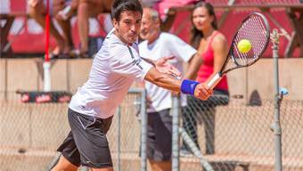 Der Walliser Yann Marti ist aktueller Schweizer Meister der Elite und spielte bereits im letzten Jahr für Trimbach.